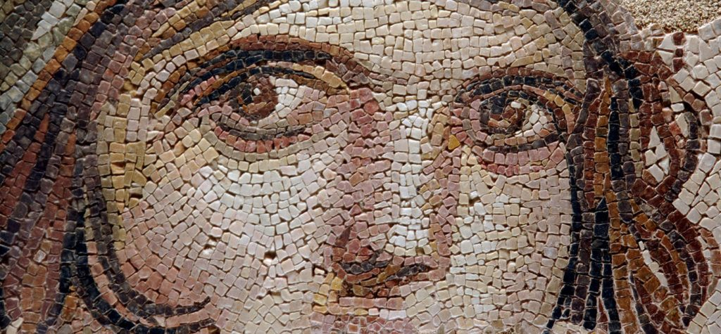 The Zeugma Mosaic Museum, an homage to beauty