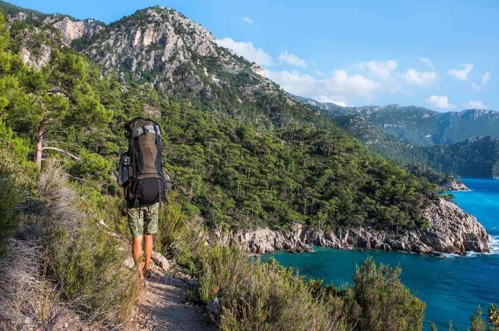 One who hikes the Lycian Way